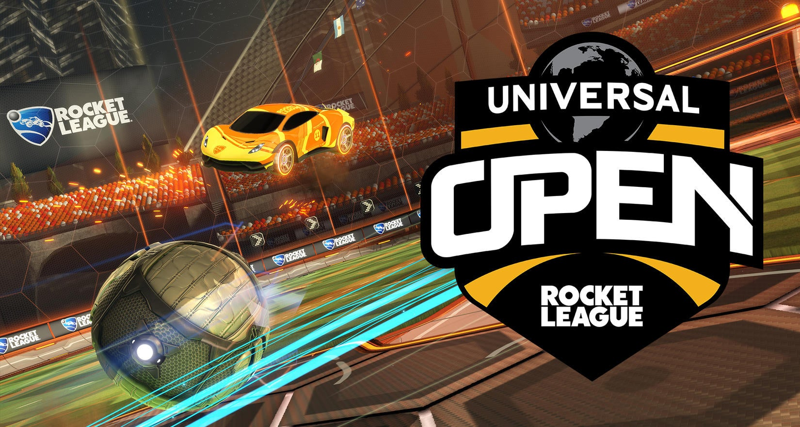 Universal Open Rocket League Grand Finals This Weekend Image