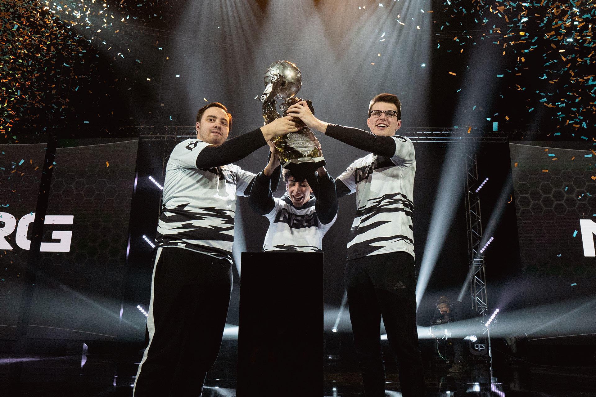 Presenting Your Season 8 World Champions Image