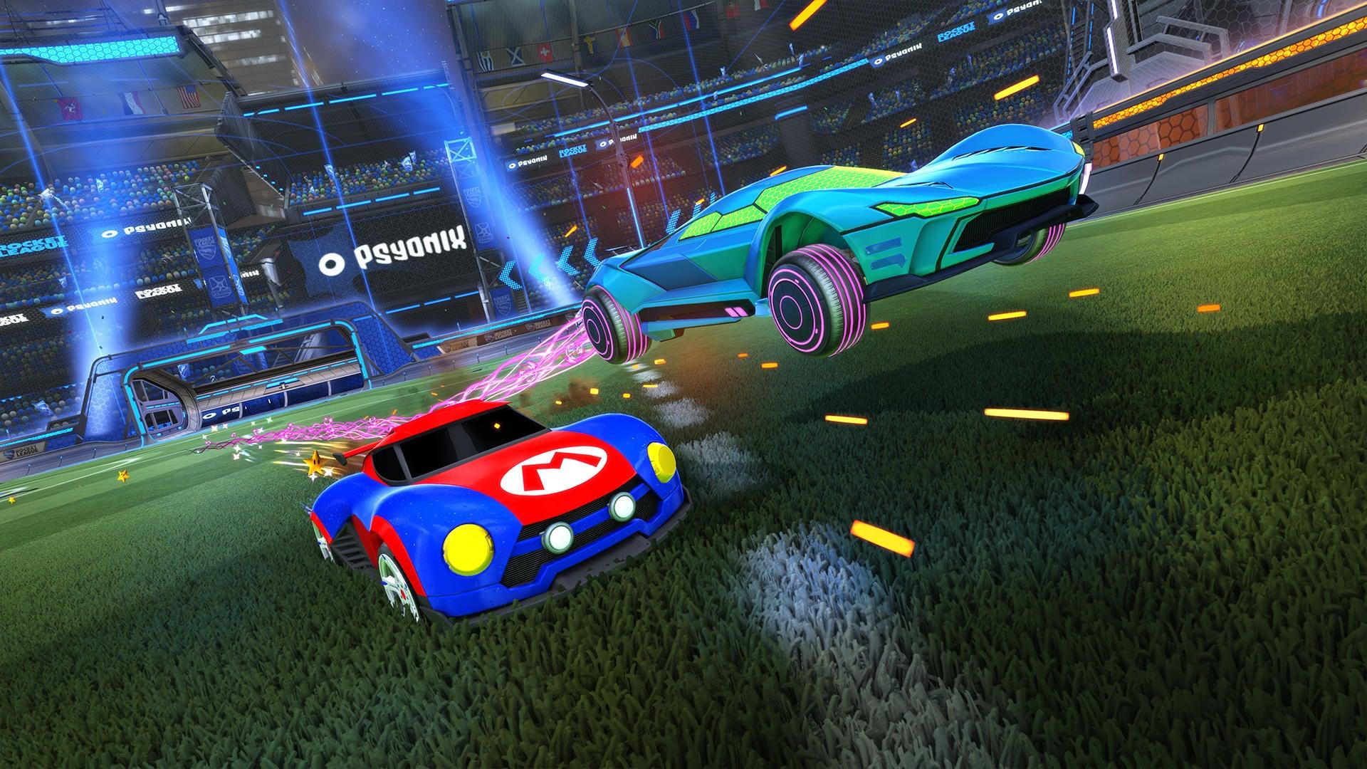 Rocket League Arrives on Nintendo Switch Next Month Image