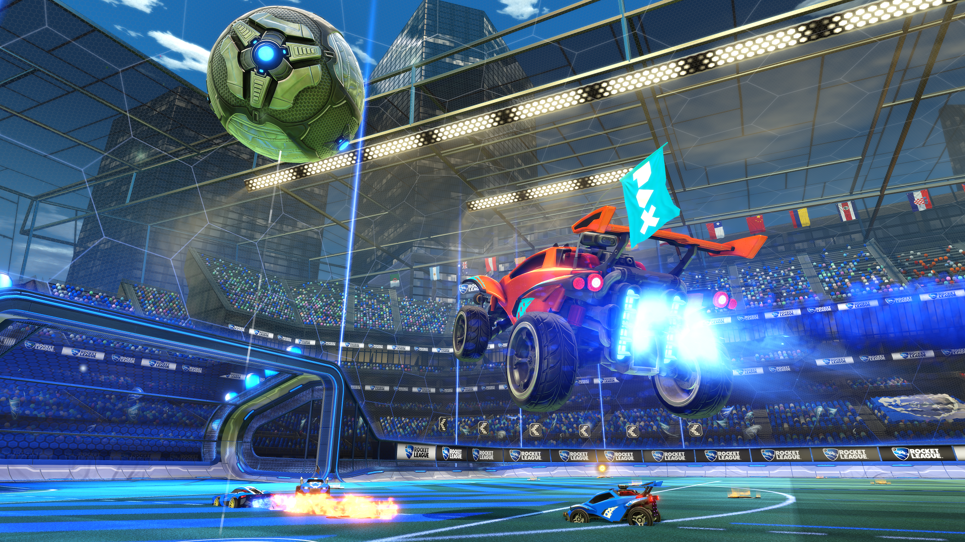 Rocket League Coming To PAX East 2017 Image