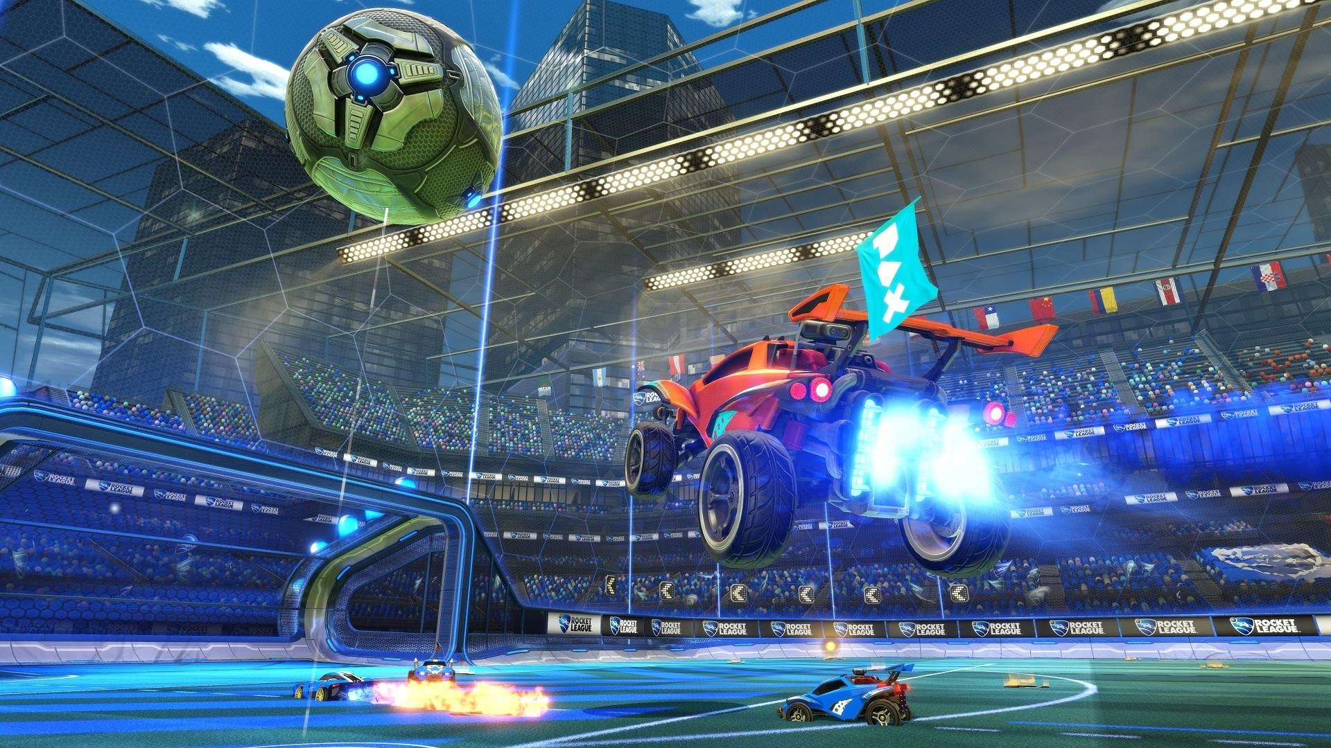 Rocket League at PAX West 2017 Image