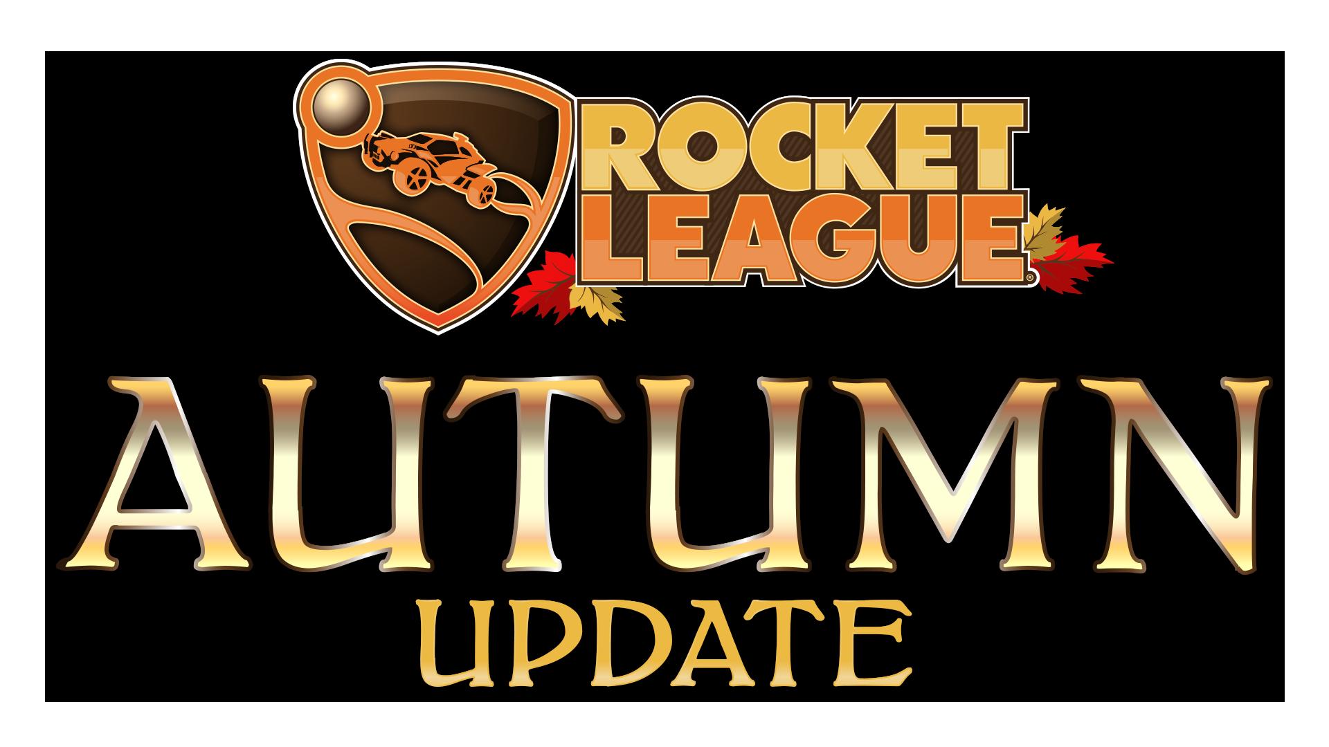 Autumn Update Logo