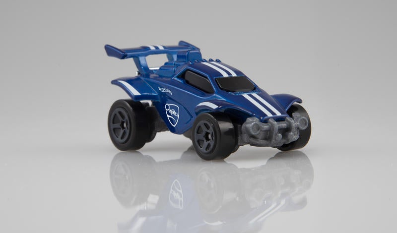 Rocket League's First Hot Wheels Car Has Arrived article image