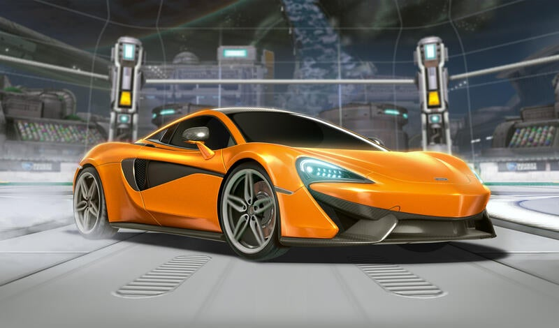 McLaren 570S Car Pack Available Now article image