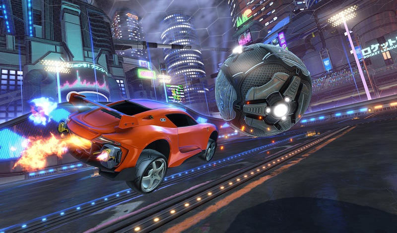 Play Rocket League for Free This Weekend on Xbox and Steam article image