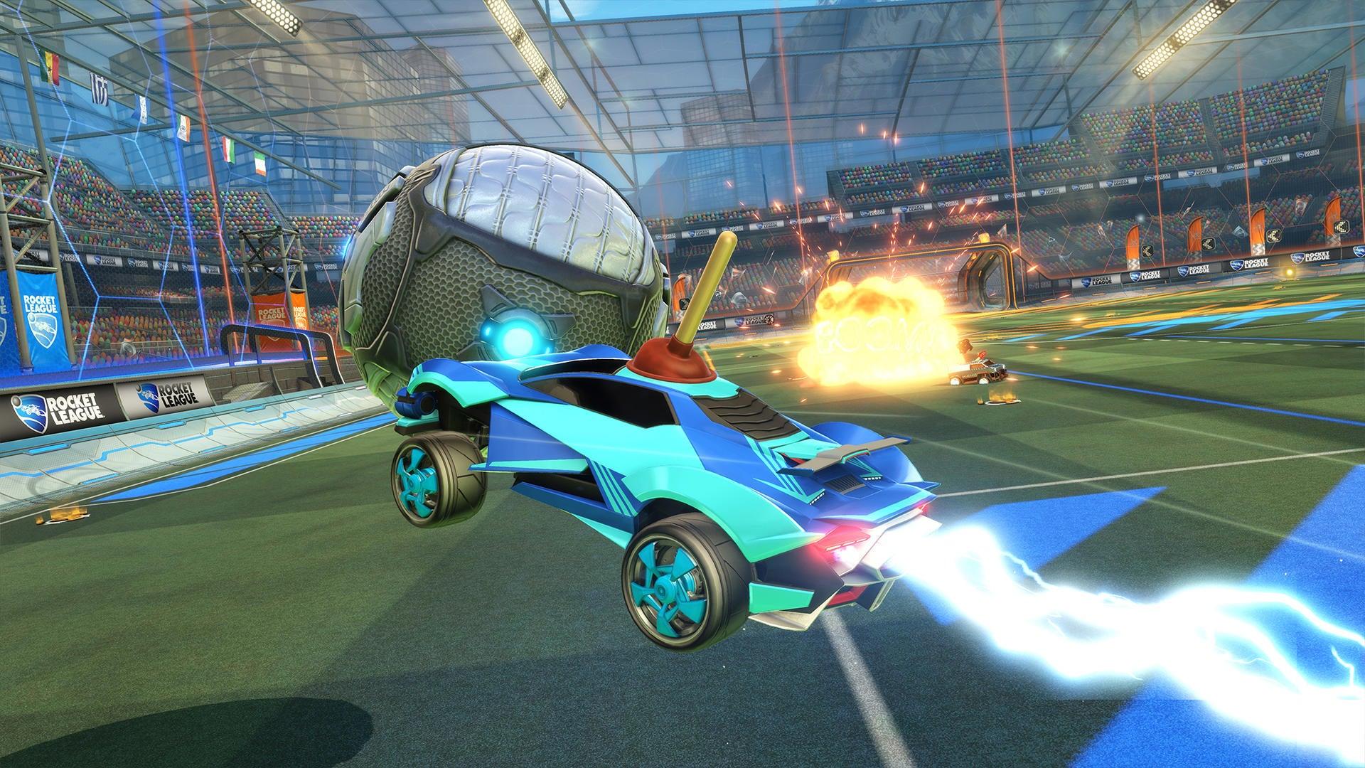 Patch Notes v1 61 [Esports Shop Update] | Rocket League