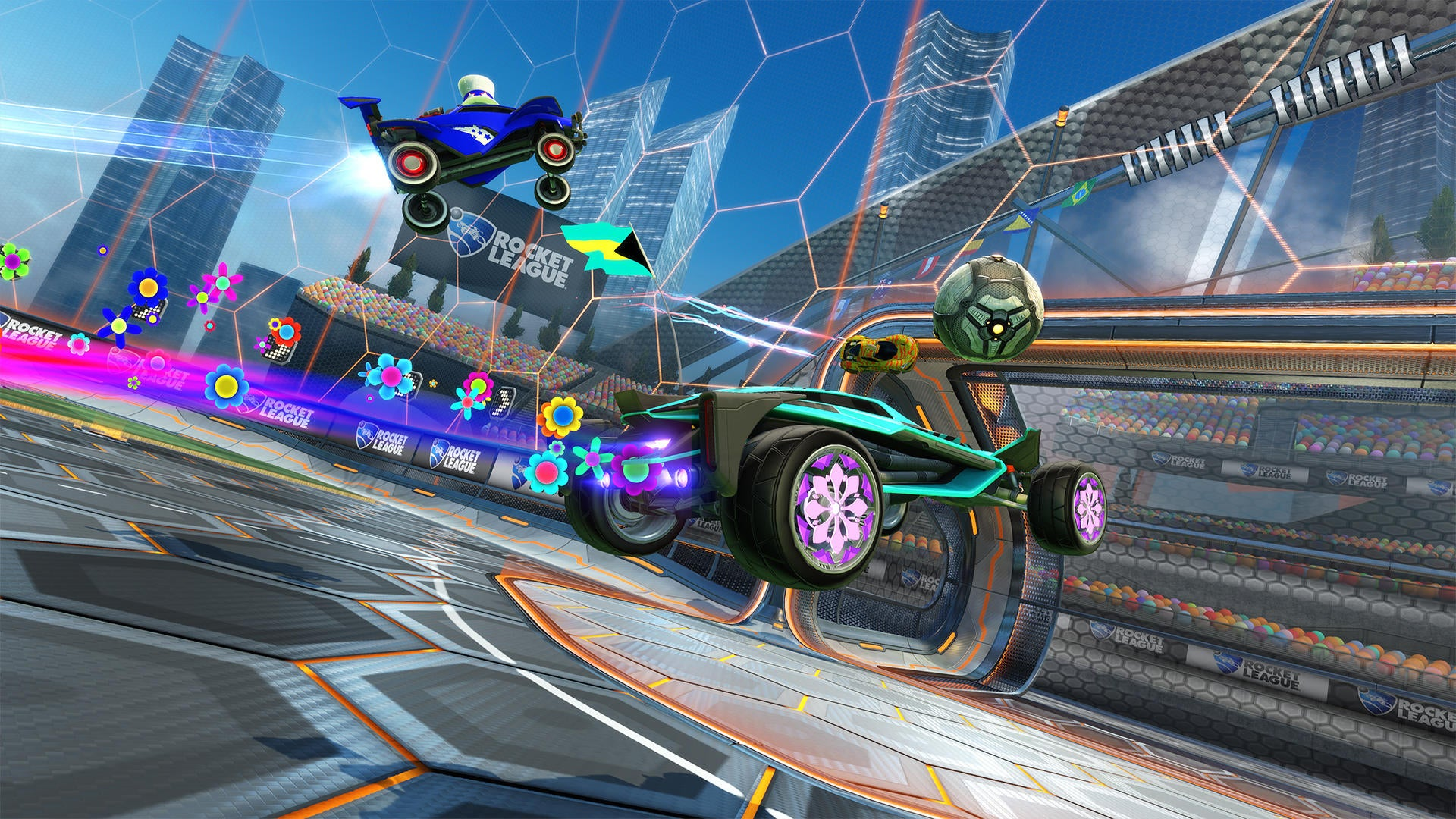 rocket league season 14 march update