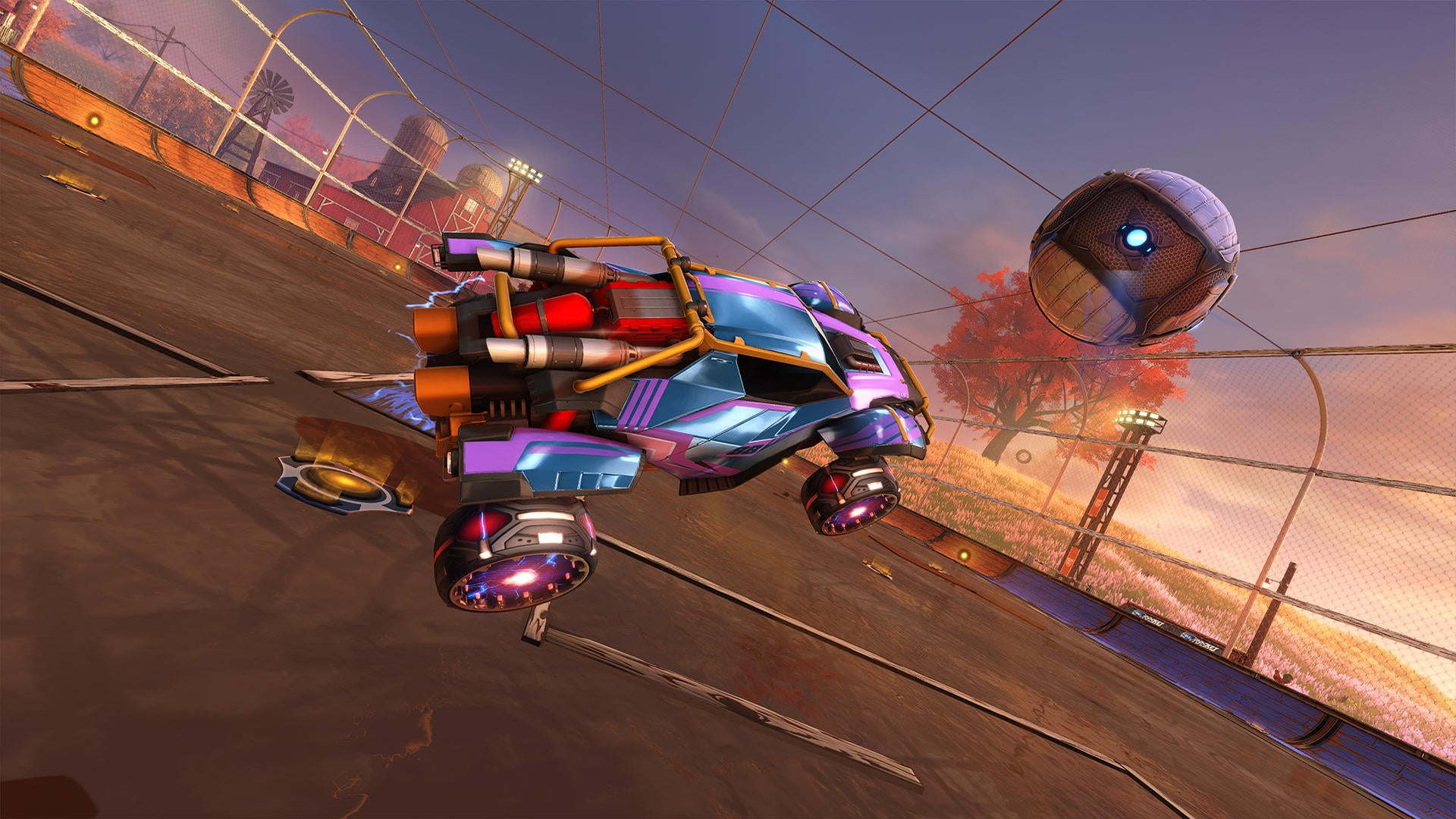 Rocket League Fall 2019 Roadmap Image
