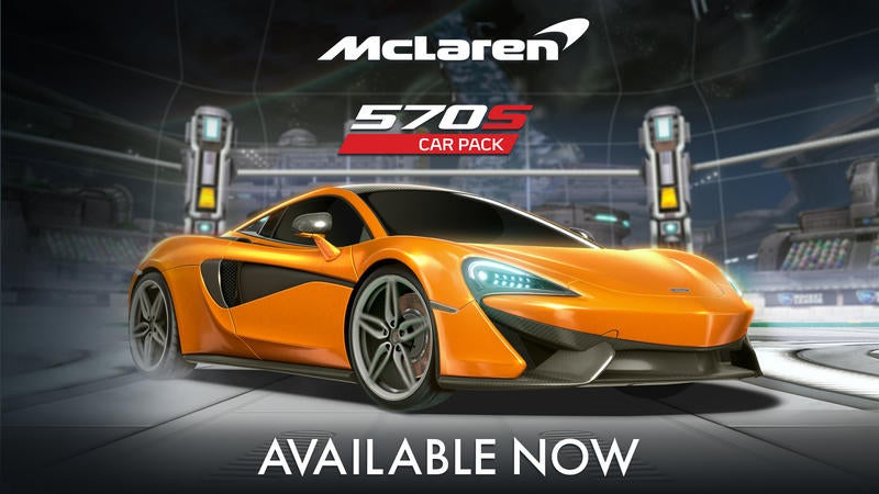 McLaren 570S Car Pack image