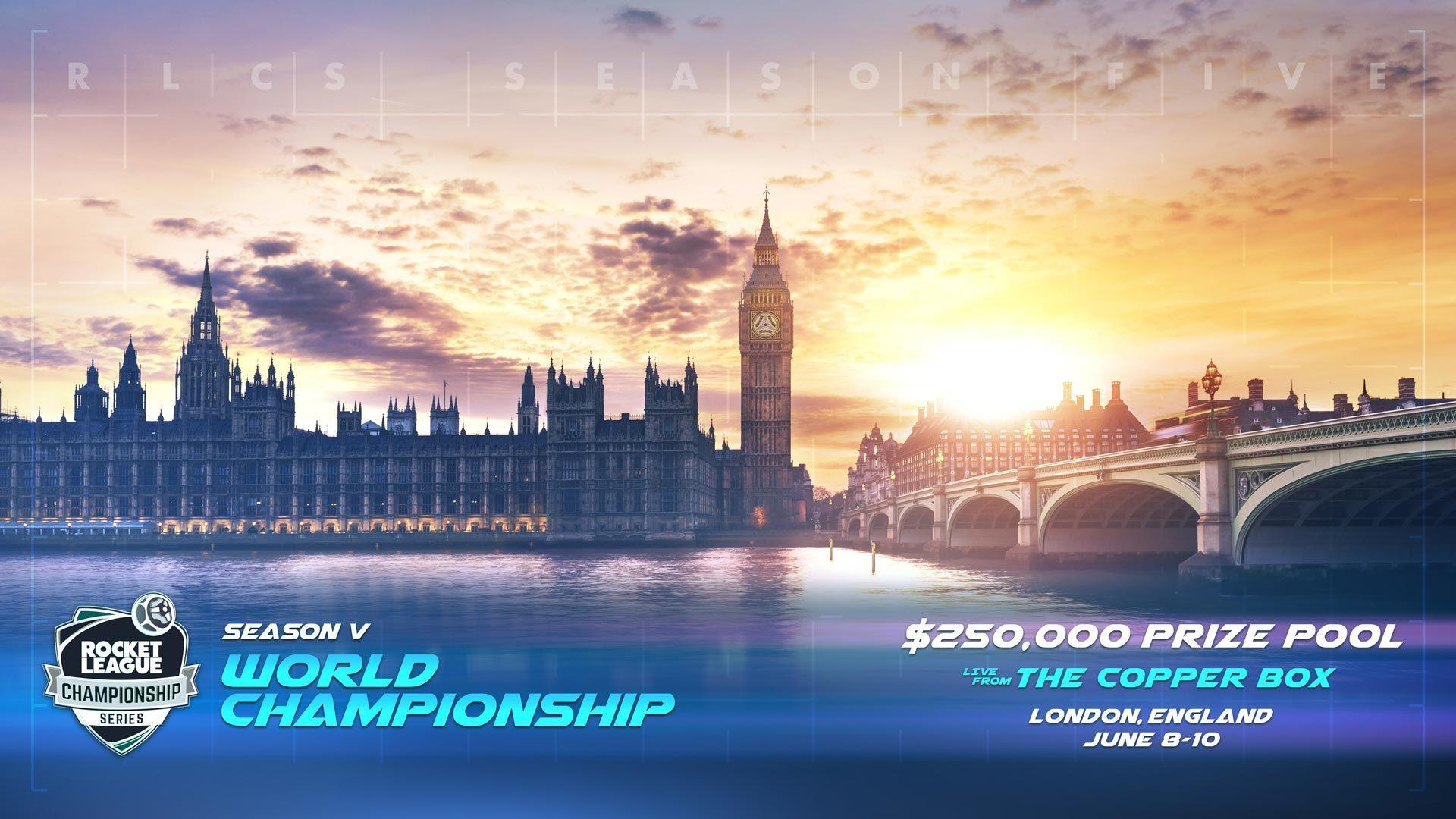 The RLCS World Championship Returns to Europe! Image