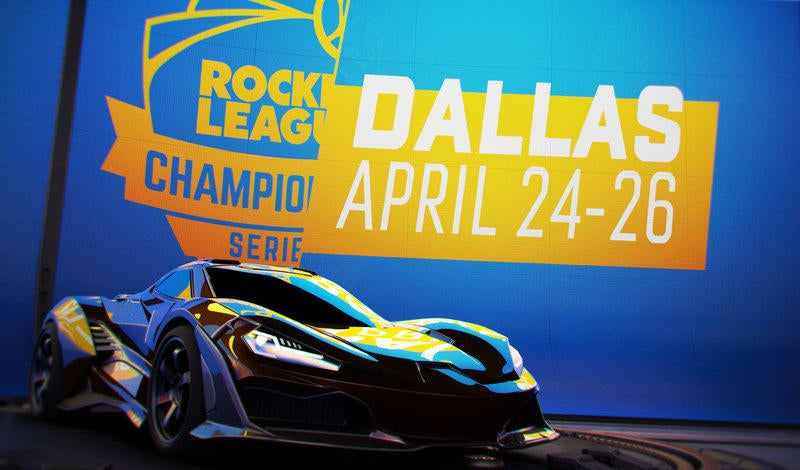 The Rocket League World Championship Heads to Dallas! article image