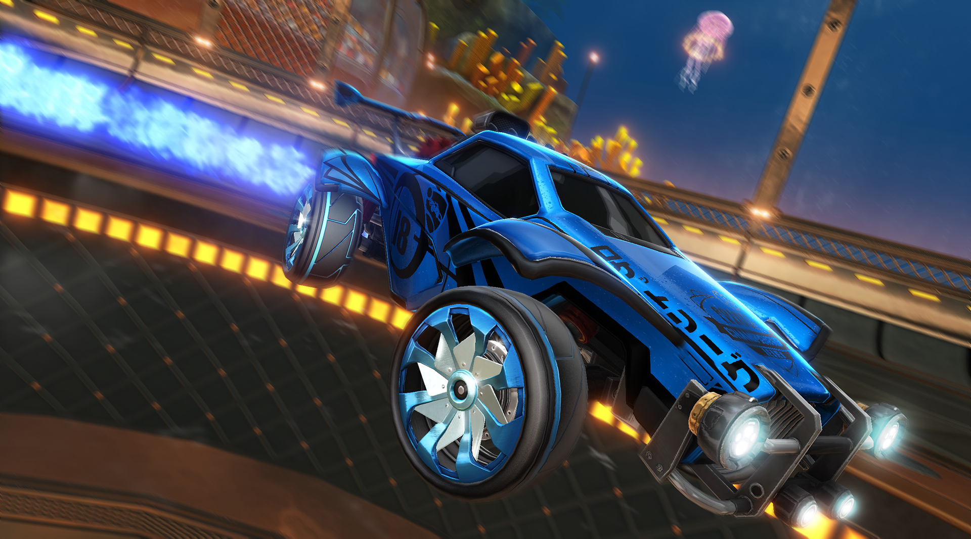 Exclusive Item For Rlcs Season 4 Attendees Rocket League Official Site