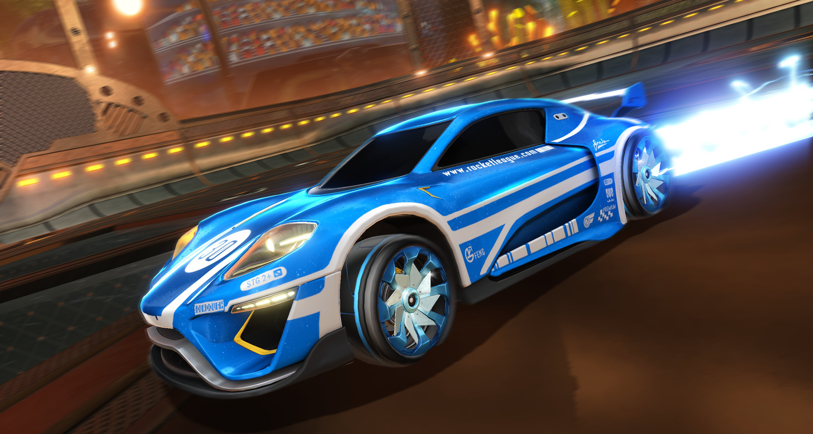 Exclusive Item for RLCS Season 4 Attendees! Image