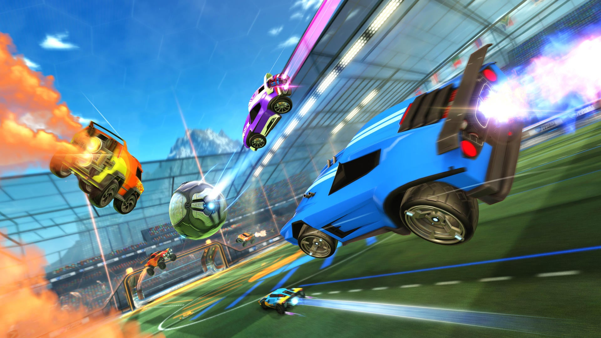 Rocket League: Ultimate Edition Drops  August 28 Image