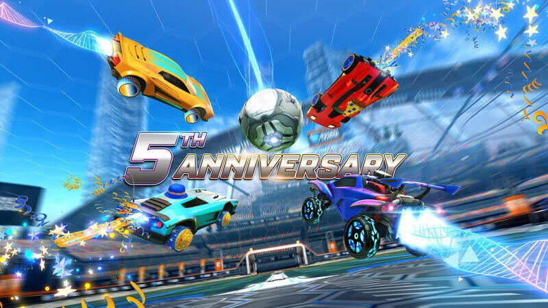 Fifth Anniversary Event image