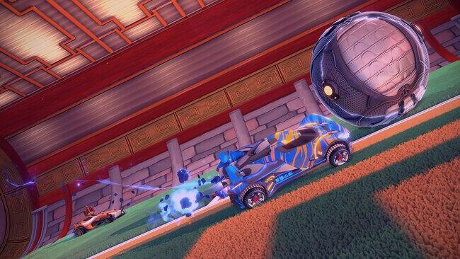 Rocket Pass 6 Screenshot 13 Ronin Mid-Play