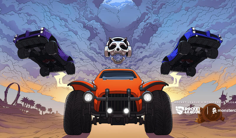 Rocket League X Monstercat Remixes Arrive This Month article image