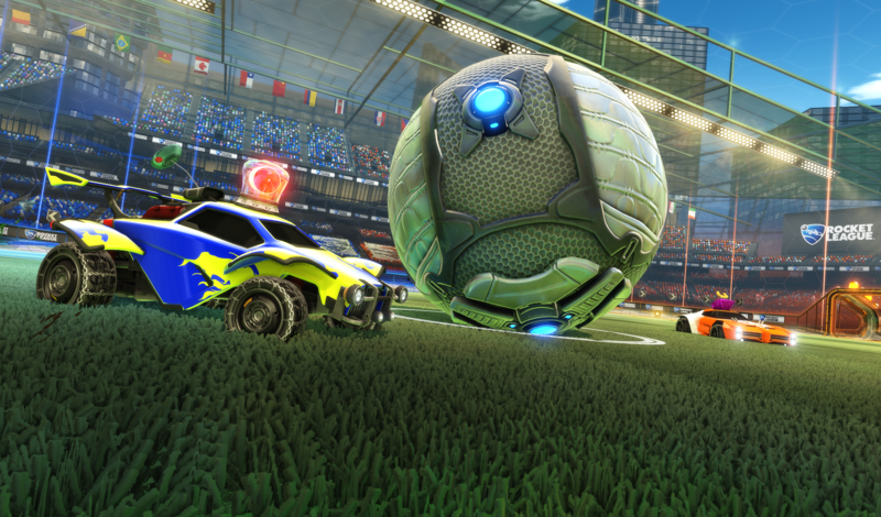 Rocket League at SXSW 2017 article image