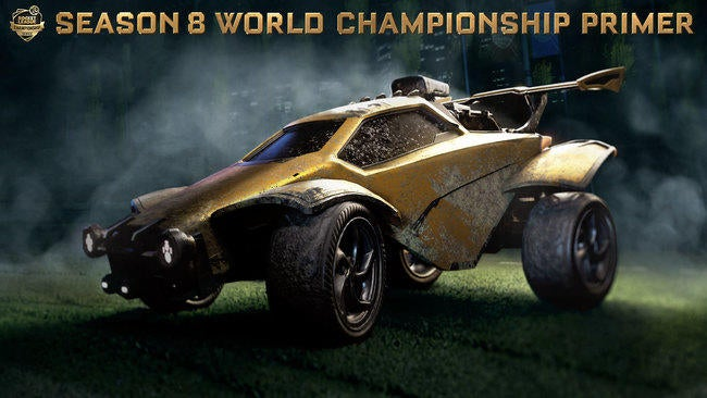 Season 8 World Champion