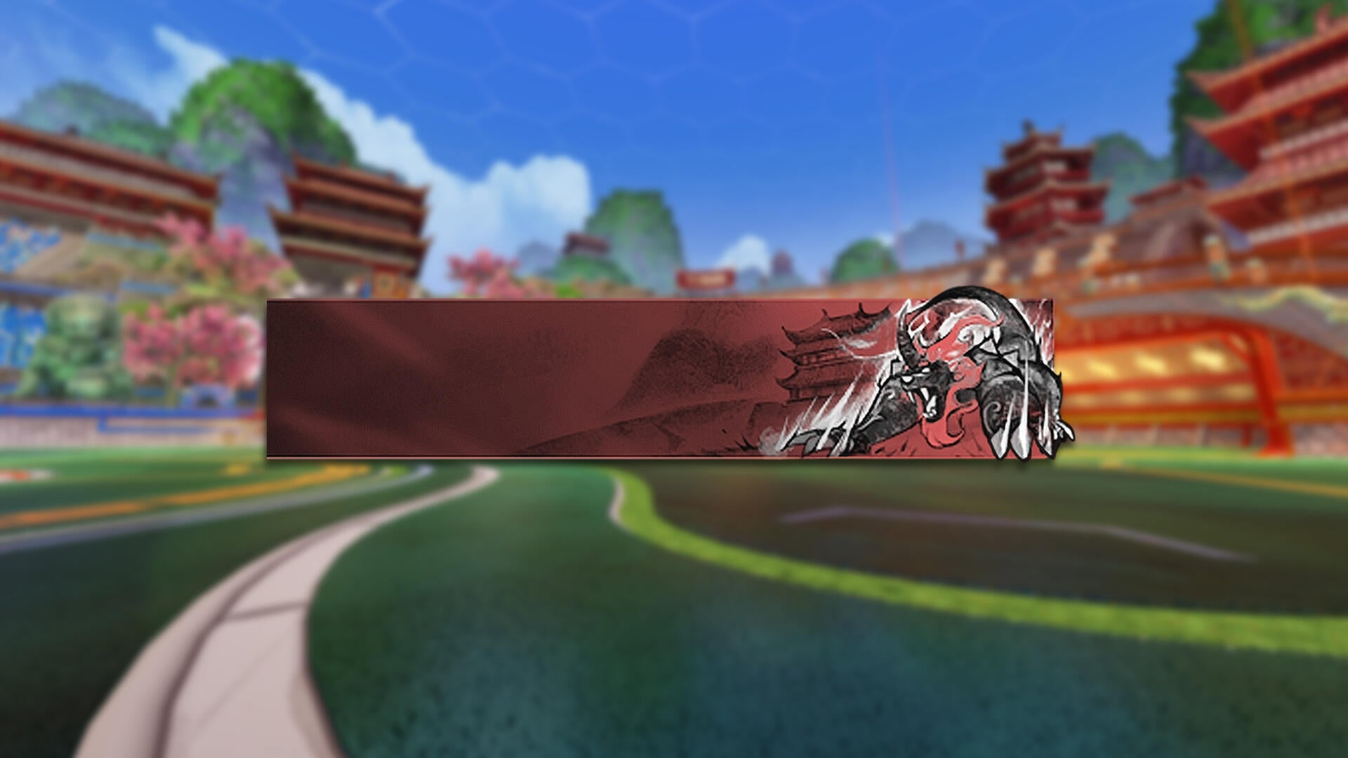 Temple Guardian Player Banner