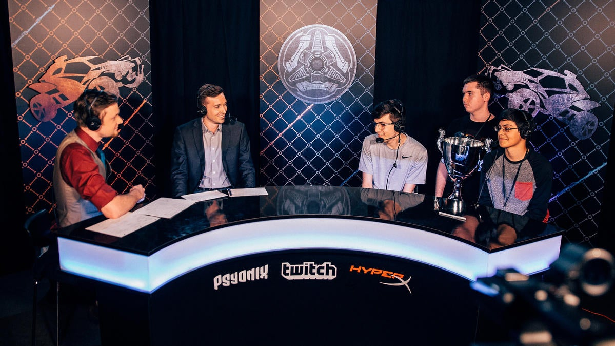 Squishy Muffin Rocket League : The Muffin Men DreamHack Atlanta Champions Rocket League  - Official Site