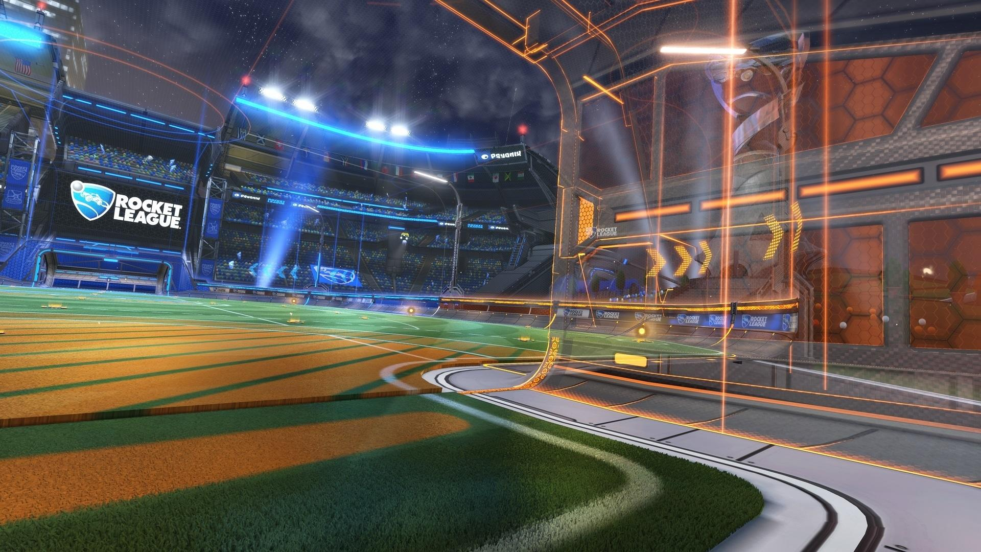 Incoming: Transparent Goalposts Image
