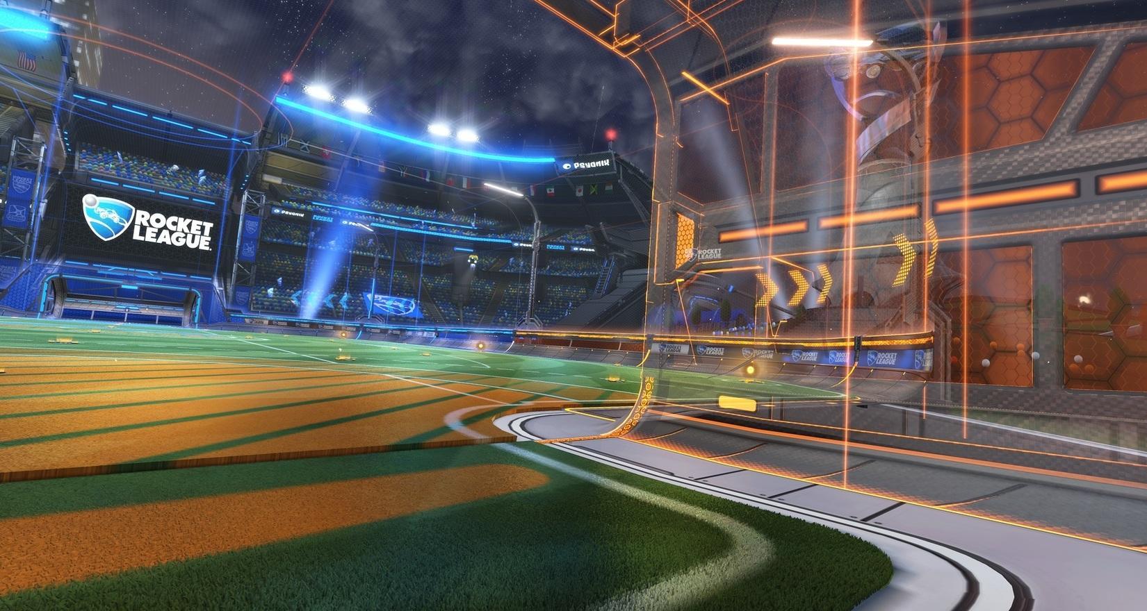 Incoming: Transparent Goalposts Image