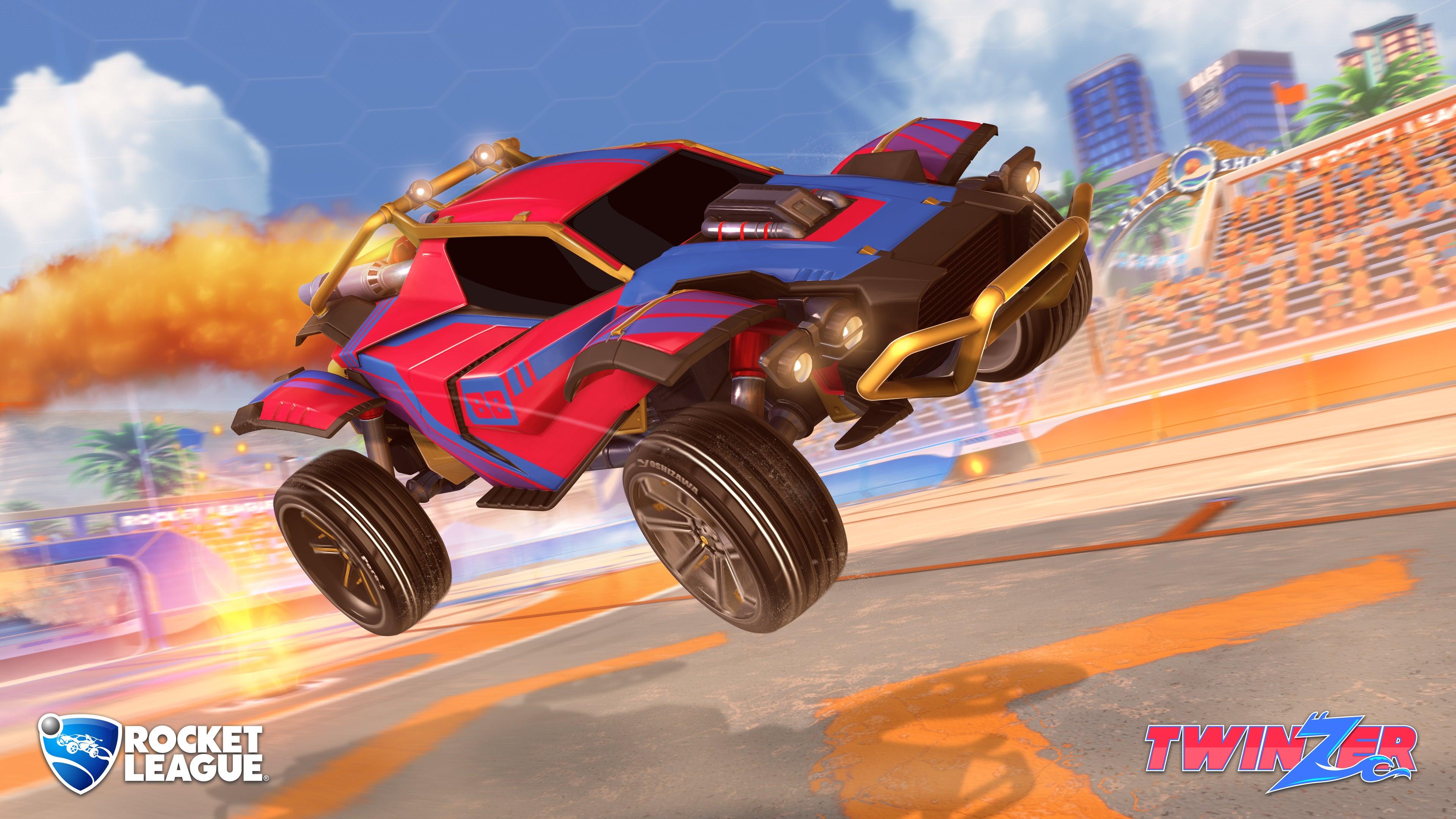 Twinzer, nuevo coche de la caja Impact