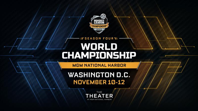 RLCS World Championship image