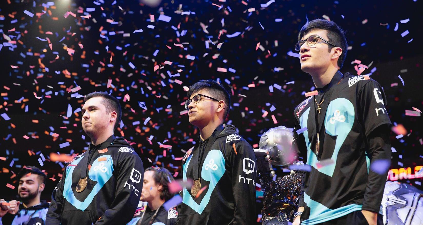 Cloud9 Brings #LANVegas World Championship Home! Image