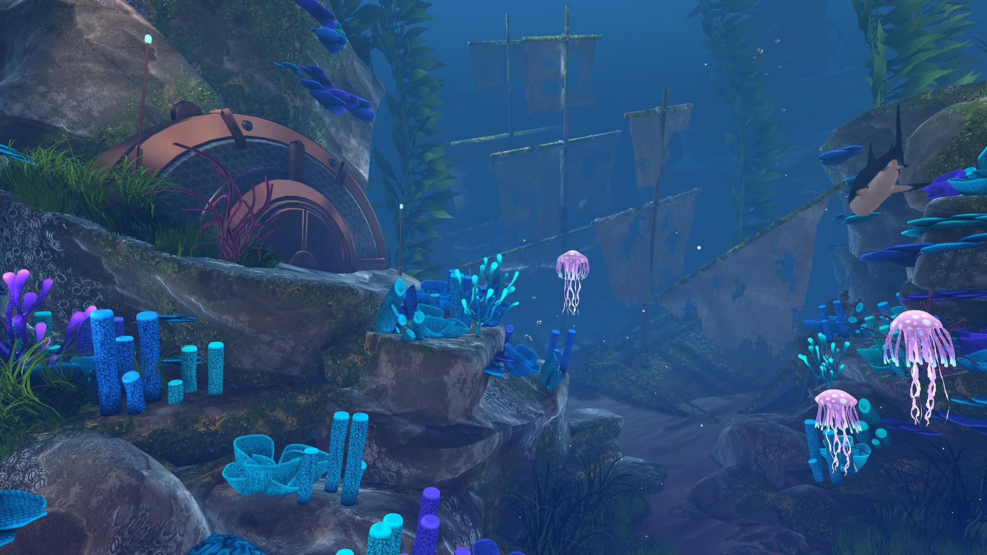 Explore AquaDome in October Image