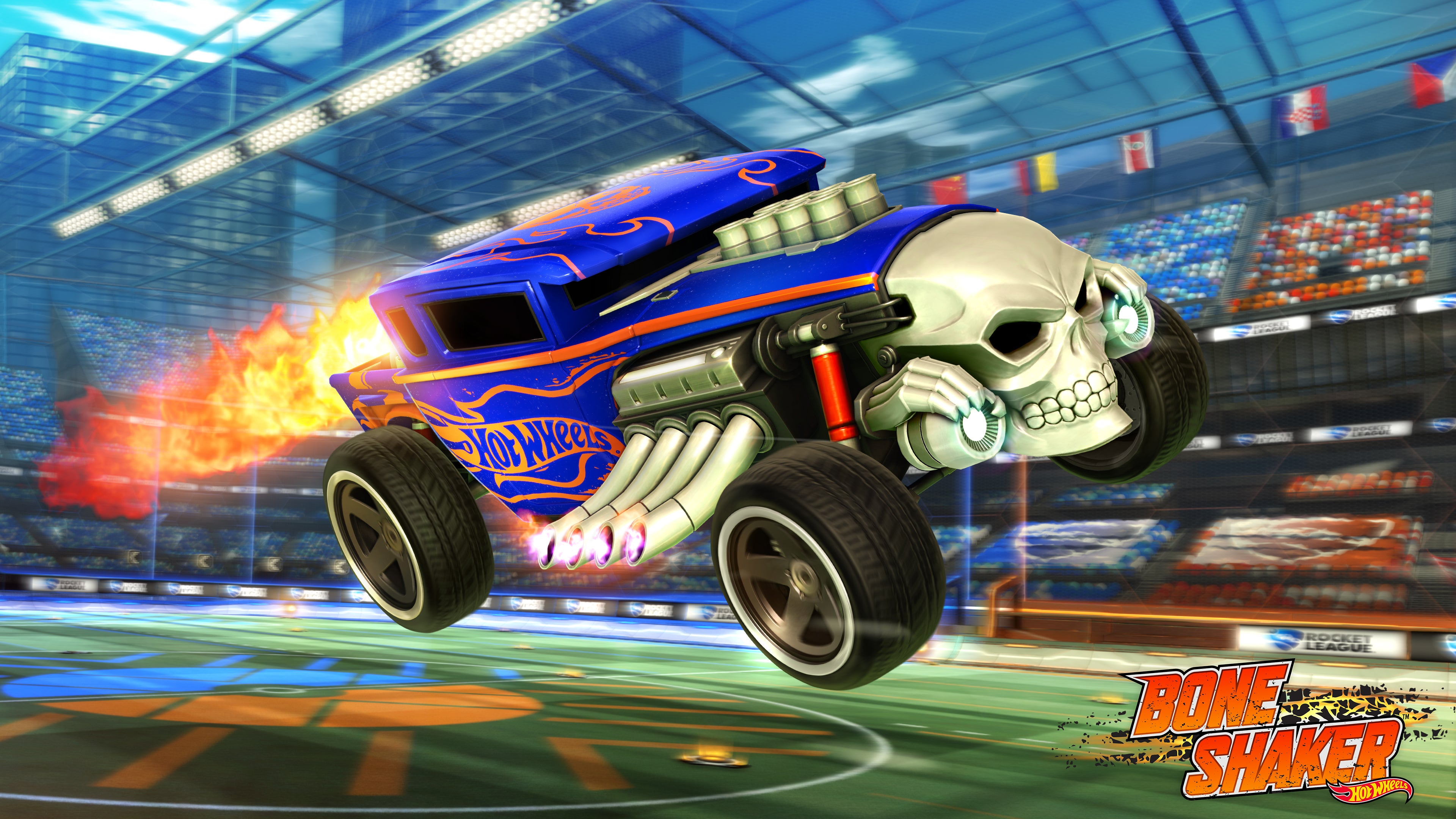 Hot Wheels Rocket League 174 Official Site