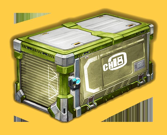 New Crates