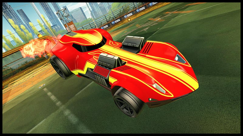 Hot wheels rocket league official site for Garage auto legue langueux
