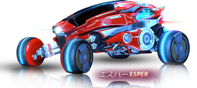 New Vehicle - Esper