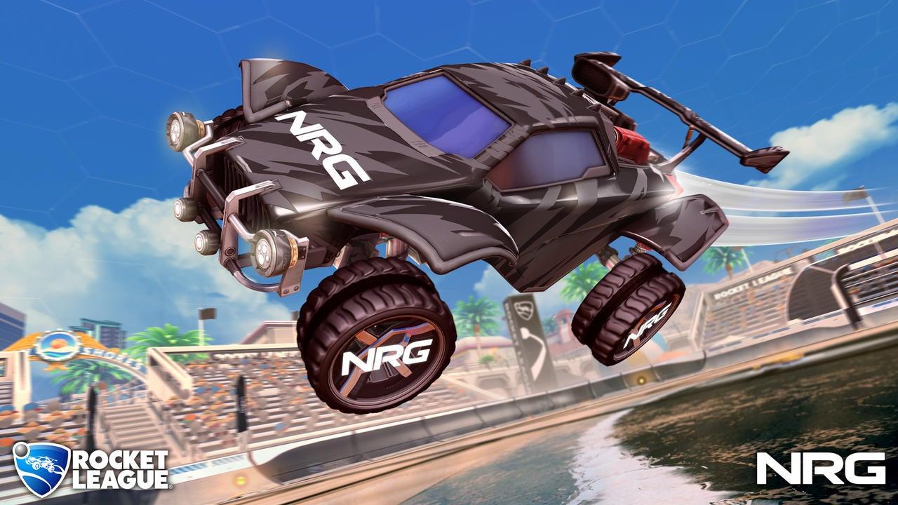 NRG Esports Items