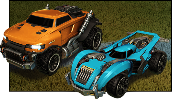 Hotshot & Road Hog item