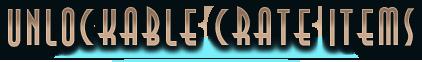 Crate Item Title