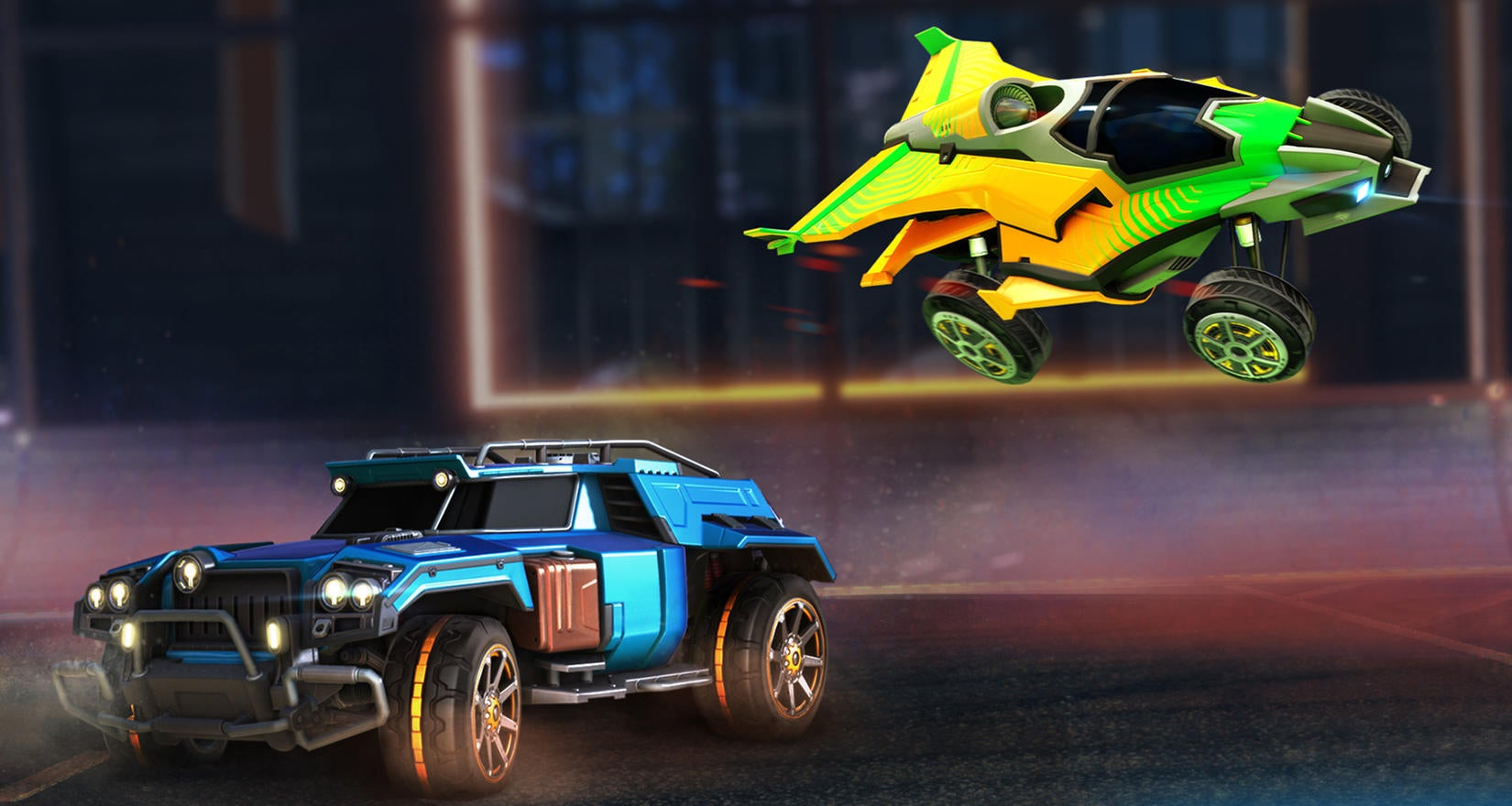 Battle-Cars Favorites  Return as Premium DLC Image