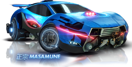 New Vehicle - Masamune