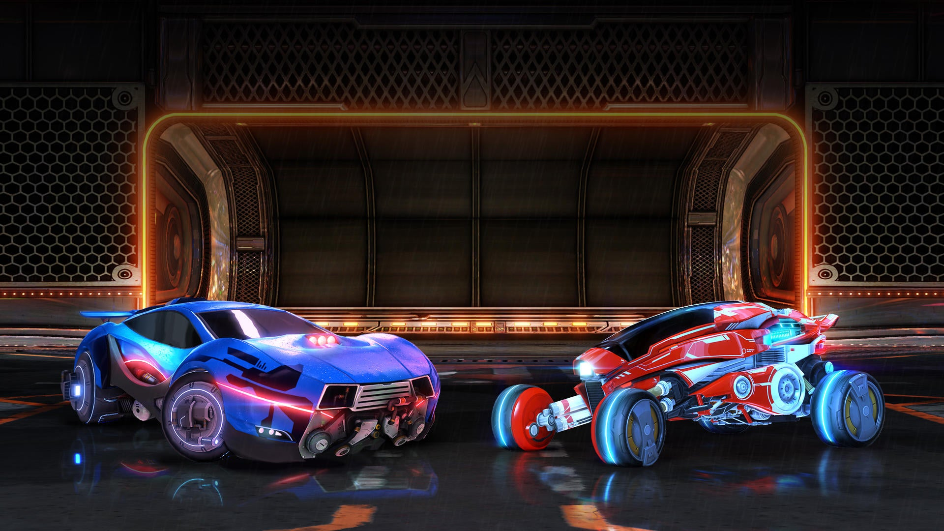 Four New DLC Cars Available Today Image