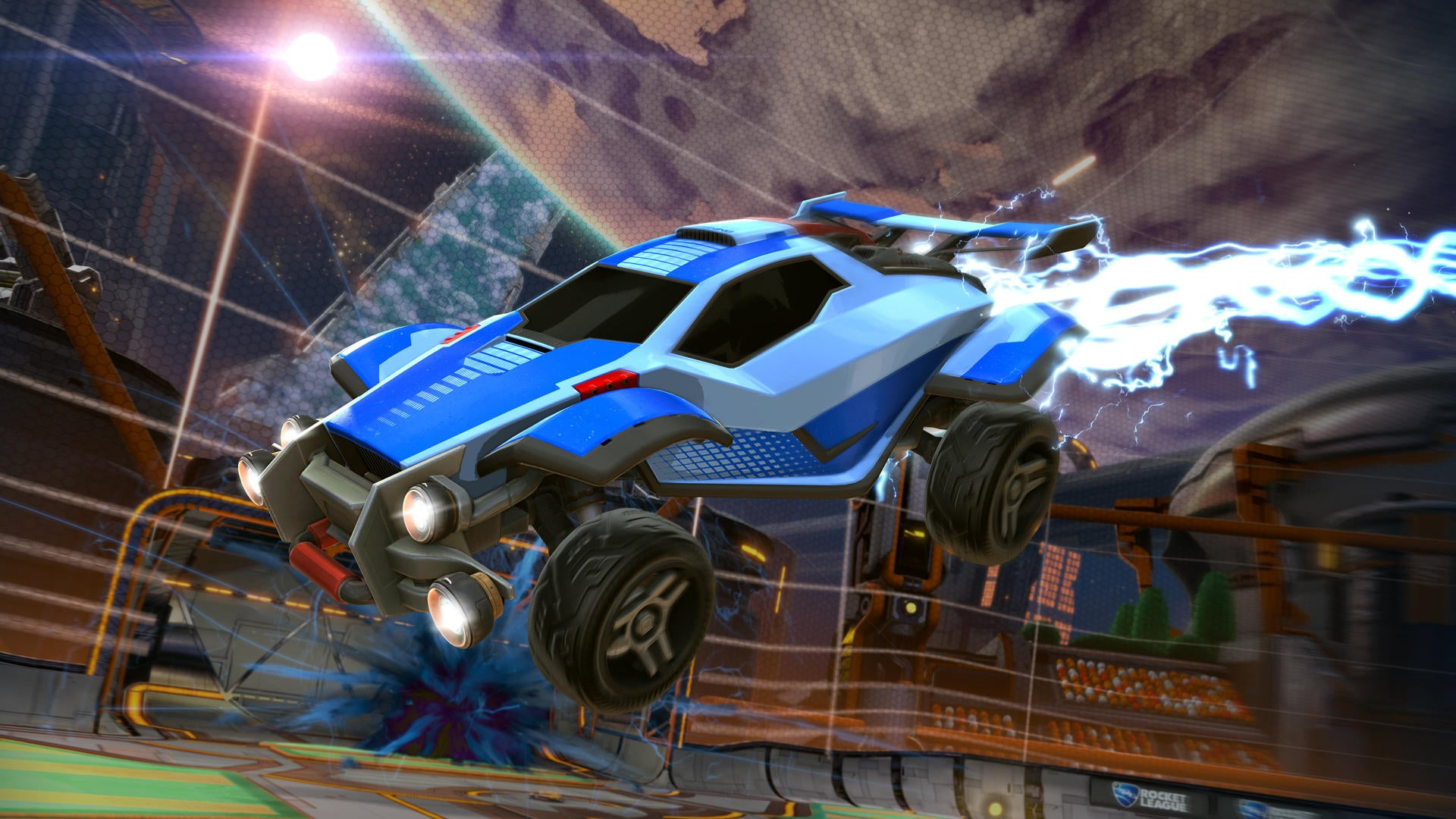 PS4 Pro Support Coming To Rocket League Image