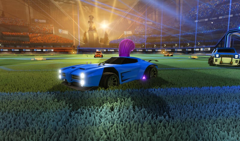 New Painted Items Dropping <br> in Rumble Update article image