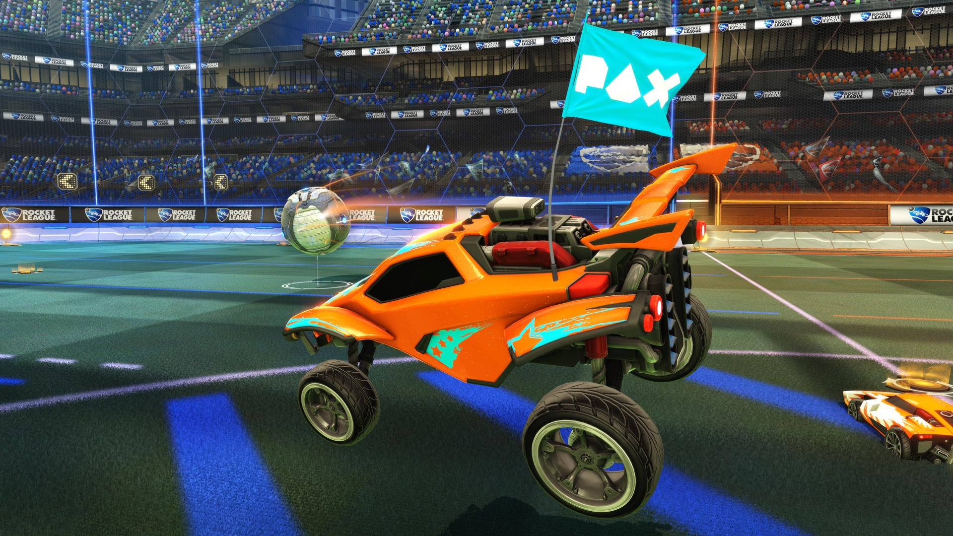 Rocket League at PAX West 2016 Image