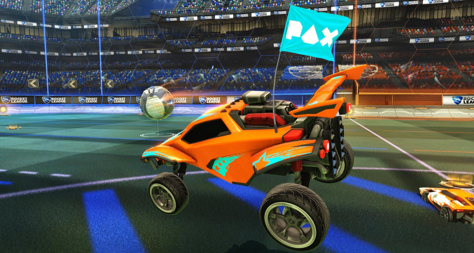 Rocket League at PAX East 2018 Image