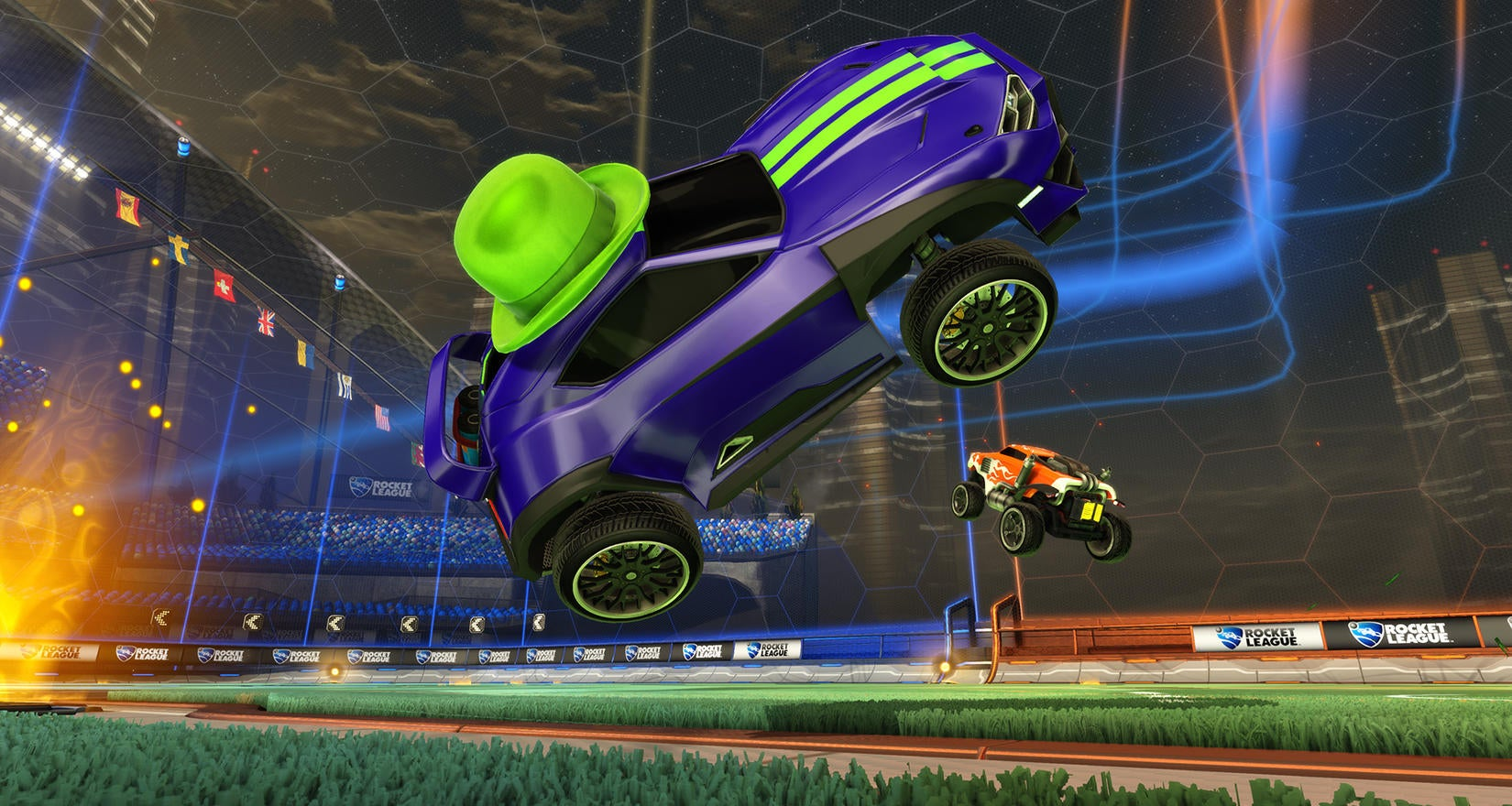 incoming new rare items and trade in system rocket league