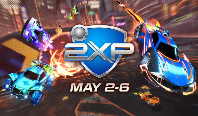 2XP Weekend starts May 2 article image