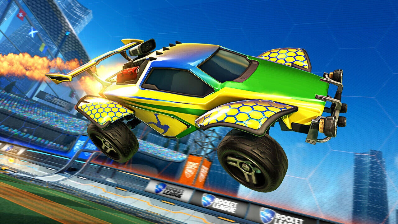 Pelé Octane Decal