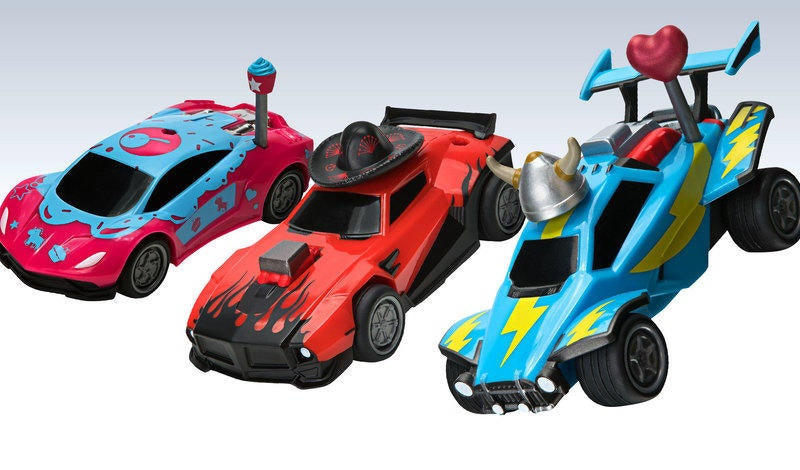 Jazwares Battle-Cars At Target Stores Now article image