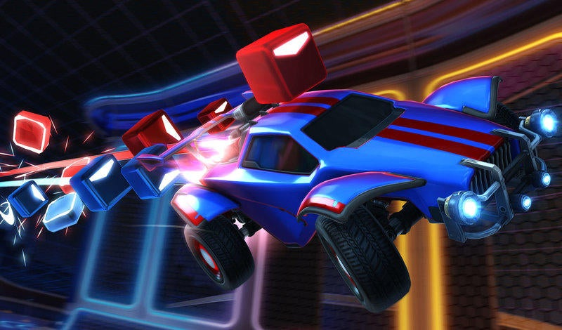 Rocket League and Beat Saber have synched up! article image
